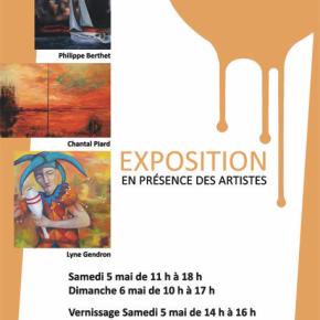 Exposition printanière - 2018